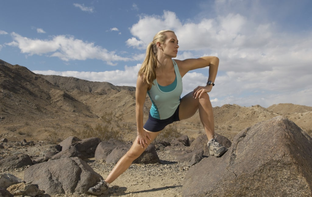 Packable fitness items when on the road